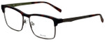 Police Designer Eyeglasses Kick Off 3VPL260-0V50 in Rubber Havana 54mm :: Rx Single Vision