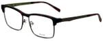 Police Designer Eyeglasses Kick Off 3VPL260-0V50 in Rubber Havana 54mm :: Rx Single Vision