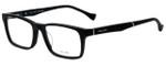 Police Designer Eyeglasses Close Up 5VPL055-0703 in Matte Black 53mm :: Rx Bi-Focal