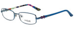Vogue Designer Eyeglasses VO3756 in Azure 51mm :: Custom Left & Right Lens