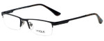 Vogue Designer Eyeglasses VO3819 in Black 51mm :: Custom Left & Right Lens