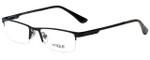 Vogue Designer Eyeglasses VO3819 in Black 51mm :: Rx Bi-Focal