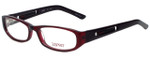 Esprit Designer Eyeglasses ET17332-533 in Violet 52mm :: Custom Left & Right Lens