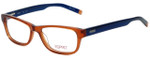 Esprit Designer Eyeglasses ET17340-555 in Orange 51mm :: Custom Left & Right Lens