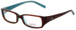 Esprit Designer Eyeglasses ET17345-545 in Havana 47mm :: Custom Left & Right Lens