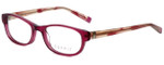 Esprit Designer Eyeglasses ET17392-534 in Pink 49mm :: Custom Left & Right Lens
