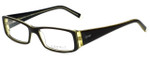 Esprit Designer Eyeglasses ET17333-527 in Khaki 51mm :: Rx Single Vision