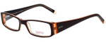 Esprit Designer Eyeglasses ET17333-535 in Brown 49mm :: Rx Single Vision