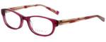 Esprit Designer Eyeglasses ET17392-534 in Pink 49mm :: Rx Bi-Focal