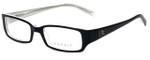Esprit Designer Reading Glasses ET17345-538 in Black 47mm