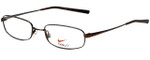 Nike Designer Eyeglasses 4190-200 in Walnut 52mm :: Custom Left & Right Lens