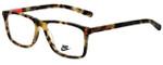 Nike Designer Eyeglasses 7236-218 in Satin Tokyo Tortoise 54mm :: Custom Left & Right Lens