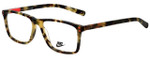 Nike Designer Eyeglasses 7236-218 in Satin Tokyo Tortoise 54mm :: Custom Left & Right Lens
