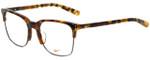 Nike Designer Eyeglasses 38KD-210 in Tokyo Tortoise 55mm :: Rx Single Vision