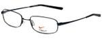Nike Designer Eyeglasses 4190-012 in Charcoal 52mm :: Rx Single Vision