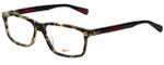 Nike Designer Eyeglasses 7239-215 in Matte Tokyo Tortoise 55mm :: Rx Single Vision