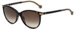 Carolina Herrera Designer Sunglasses SHE651-722L in Dark Havana 54mm