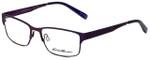 Eddie Bauer Designer Eyeglasses EB32203-PU in Purple 54mm :: Custom Left & Right Lens