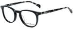 Eddie Bauer Designer Eyeglasses EB32210-BK in Black 49mm :: Custom Left & Right Lens