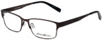 Eddie Bauer Designer Eyeglasses EB32203-BR in Brown 54mm :: Rx Single Vision