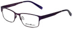 Eddie Bauer Designer Eyeglasses EB32203-PU in Purple 54mm :: Rx Single Vision