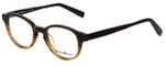 Eddie Bauer Designer Eyeglasses EB32014-BR in Brown 47mm :: Rx Bi-Focal
