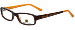 Body Glove Designer Eyeglasses BB128 in Brown KIDS SIZE :: Custom Left & Right Lens