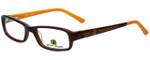 Body Glove Designer Eyeglasses BB128 in Brown KIDS SIZE :: Custom Left & Right Lens