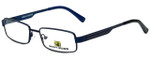 Body Glove Designer Reading Glasses BB127 in Blue KIDS SIZE