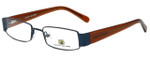 Body Glove Designer Eyeglasses BB110-BLU in Blue  KIDS SIZE 46mm :: Rx Single Vision