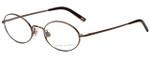 Ralph Lauren Designer Eyeglasses RL5017-9019 in Bronze 47mm :: Custom Left & Right Lens