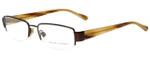 Ralph Lauren Designer Eyeglasses RL5034-9013 in Shiny Brown 50mm :: Custom Left & Right Lens