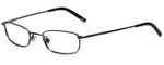 Ralph Lauren Designer Eyeglasses RL5010-9023 in Brown 48mm :: Rx Single Vision