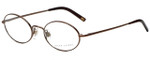 Ralph Lauren Designer Eyeglasses RL5017-9019 in Bronze 47mm :: Rx Single Vision