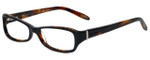 Ralph Lauren Designer Eyeglasses RA7038-953 in Brown 52mm :: Custom Left & Right Lens