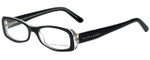 Ralph Lauren Designer Eyeglasses RL6004-5011 in Black 48mm :: Custom Left & Right Lens