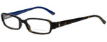 Ralph Lauren Designer Eyeglasses RL6059-5003 in Dark Havana 51mm :: Custom Left & Right Lens