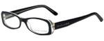 Ralph Lauren Designer Eyeglasses RL6004-5011 in Black 48mm :: Rx Single Vision