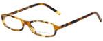 Ralph Lauren Designer Eyeglasses RL6017-5031 in Spotted Tortoise 49mm :: Rx Single Vision