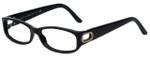 Ralph Lauren Designer Eyeglasses RL6025-5001 in Black 55mm :: Rx Single Vision