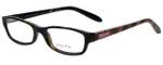 Ralph Lauren Designer Eyeglasses RA7040-1072 in Dark Havana 51mm :: Progressive