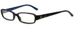 Ralph Lauren Designer Eyeglasses RL6059-5003 in Dark Havana 51mm :: Progressive