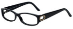 Ralph Lauren Designer Reading Glasses RL6025-5001 in Black 55mm