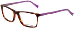 Lucky Brand Designer Eyeglasses D204-Tortoise in Tortoise 56mm :: Rx Single Vision