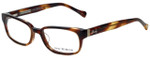 Lucky Brand Designer Eyeglasses Lincoln-Brown in Brown 50mm :: Rx Single Vision