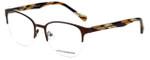 Lucky Brand Designer Eyeglasses D105-Brown in Brown 53mm :: Progressive