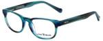 Lucky Brand Designer Eyeglasses Dynamo-Aqua in Aqua 45mm :: Progressive