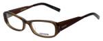 Converse Designer Eyeglasses Composition in Brown 53mm :: Rx Single Vision