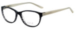Elle Designer Eyeglasses EL13394-GR in Grey 53mm :: Custom Left & Right Lens