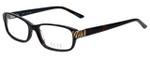 Elle Designer Eyeglasses EL13383-HV in Havana 52mm :: Progressive